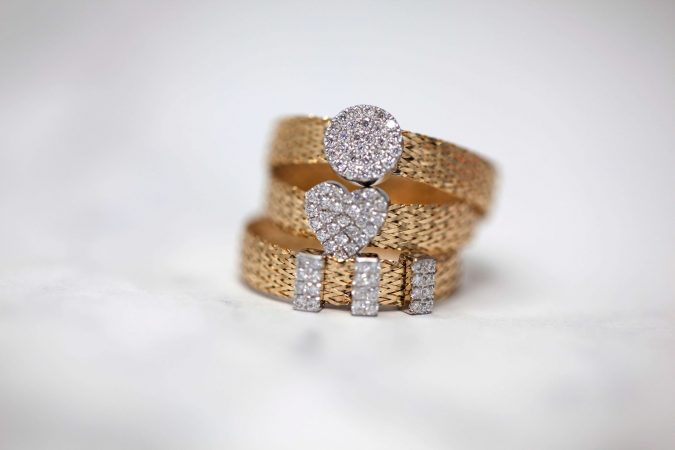 Picking perfect Diamond Ring Sets to match